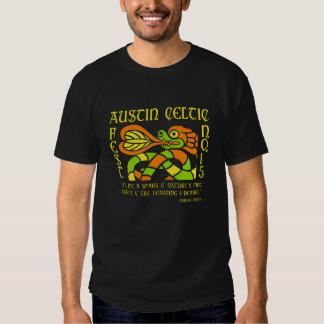 Austin Celtic Festival 2011 Men's Tee