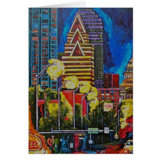 Austin City Card
