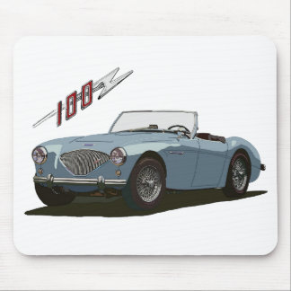 Austin Healey 100 Mouse Mat