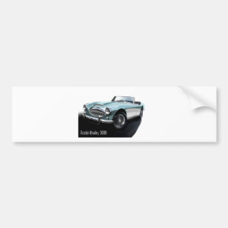 Austin Healey 3000 Bumper Sticker