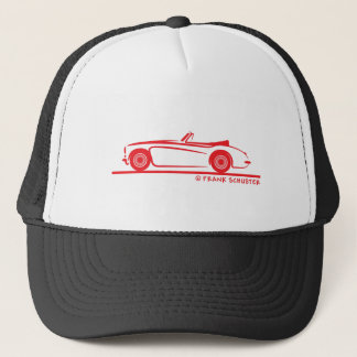 Austin Healey  3000 MK II Trucker Hat