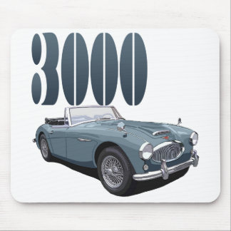 Austin Healey 3000 Mouse Mat