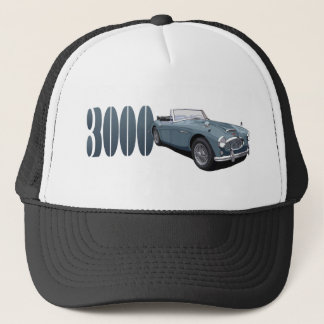 Austin Healey 3000 Trucker Hat