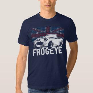 Austin-Healey Frogeye Sprite mk1 Union Jack Shirts