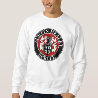 Austin Healey Sprite Car Classic Hiking Duck Sweatshirt