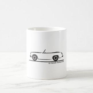 Austin Healey  Sprite MK II Coffee Mug