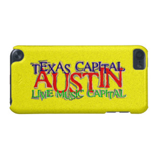 AUSTIN iPod TOUCH (5TH GENERATION) COVER