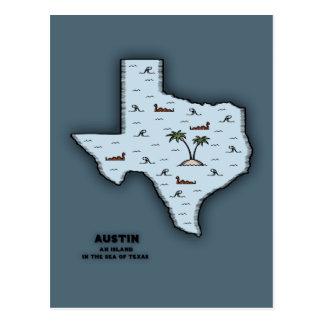 Austin Isle Postcard