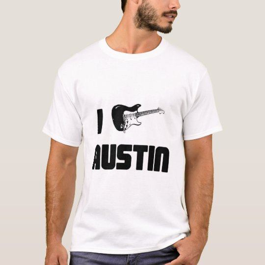 Austin - Live Music Capital T-Shirt