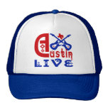 Austin Live Trucker Hat