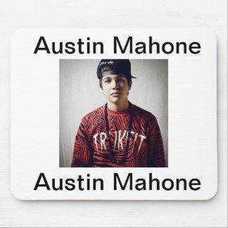 Austin Mahone mouse pad