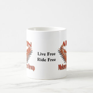 Austin Motorcycle Riders Group mug