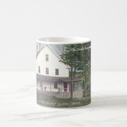 Austin Pond Lodge Mug