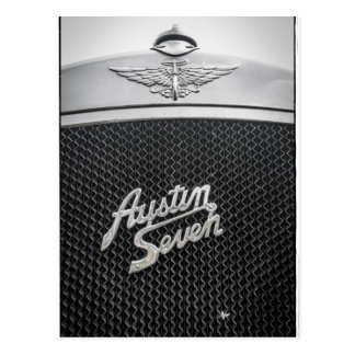 Austin Seven Fly Catcher Postcard