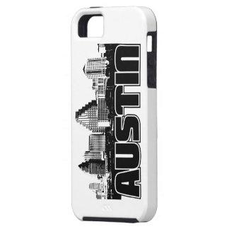 Austin Skyline iPhone 5 Case