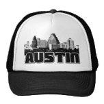 Austin Skyline Mesh Hats