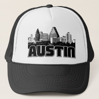 Austin Skyline Trucker Hat