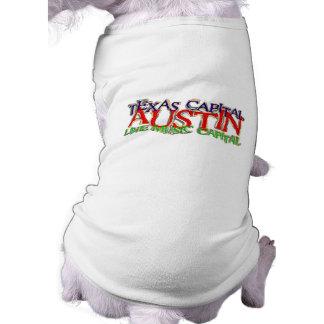 AUSTIN SLEEVELESS DOG SHIRT