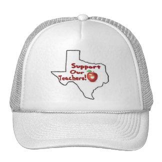 Austin - Support our teachers! Cap