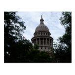 Austin Texas Capitol Postcard