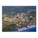 Austin,Texas From Above Postcard