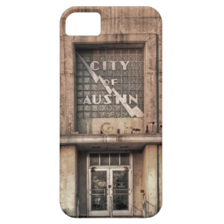 Austin Texas Lightning Bolt iPhone 5 Cases