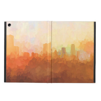 AUSTIN, TEXAS SKYLINE-In the Clouds-iPad Air Case