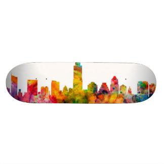 Austin Texas Skyline Skateboard Deck
