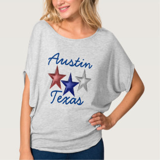 Austin Texas  -women's fashion top