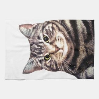 Austin The Bengal Cat Tea Towel