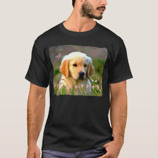 Austin The Golden Labrador T-Shirt