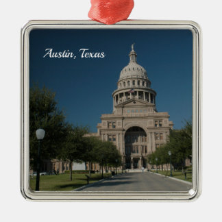 Austin, TX Capitol Building Christmas Ornament
