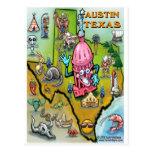 Austin TX Post Cards