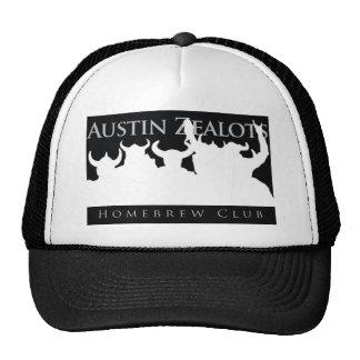 Austin Zealots 2013 - black Mesh Hat