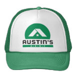 Austin's Army Green Trucker Hat