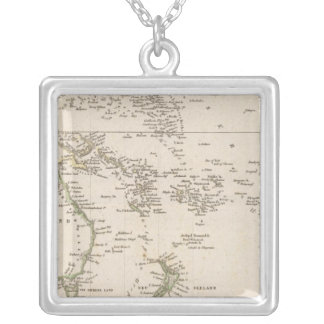 Australia 10 silver plated necklace