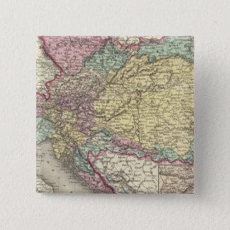 Australia 11 15 cm square badge
