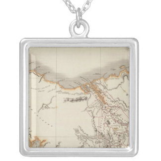 Australia 12 silver plated necklace