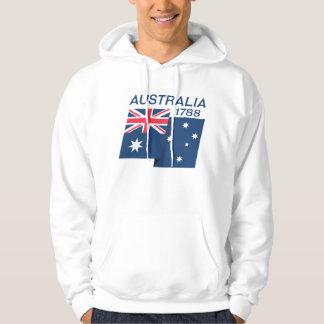 Australia 1788 hoodie