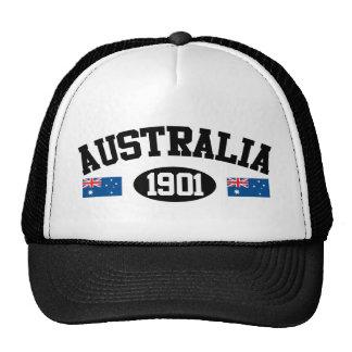 Australia 1901 cap