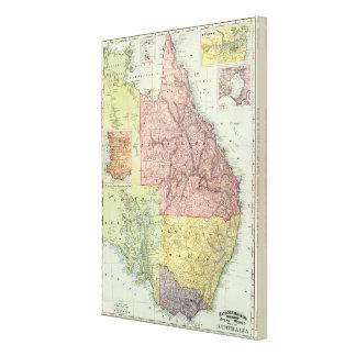 Australia 2 canvas print