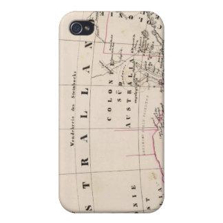 Australia 3 iPhone 4 cases