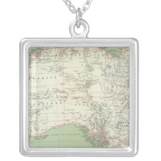 Australia 6 silver plated necklace