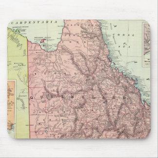 Australia 8 mouse mat