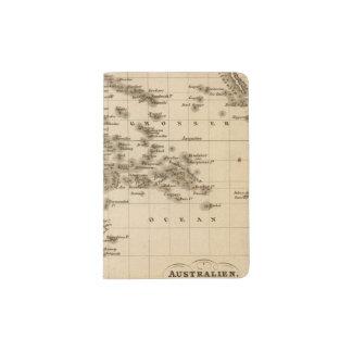 Australia 9 passport holder