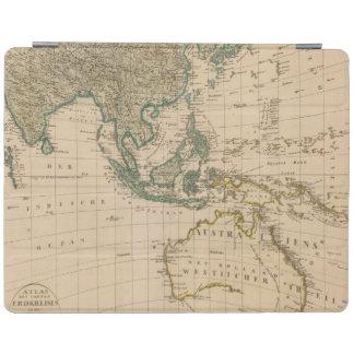 Australia and Asia iPad Cover