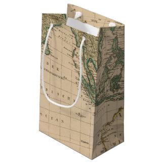 Australia and Asia Small Gift Bag