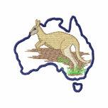 Australia and Kangaroo Polos