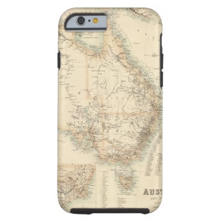 Australia and New Zealand Tough iPhone 6 Case