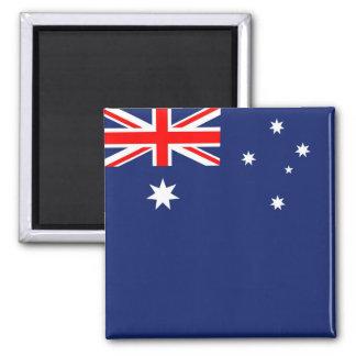Australia Aussie Australian flag Refrigerator Magnets